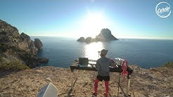 Giorgia Angiuli live @ Es Vedrà in Ibiza for Cercle