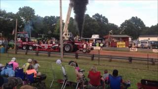Big Lick Truck and Tractor Pull 6-22-2013