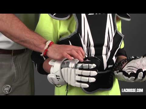 Youth Goalie Equipment Sizing Guide   LACROSSE.COM