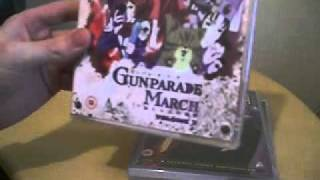 UNBoxing  Black Lagoon Gunparde March Grataion DVD's