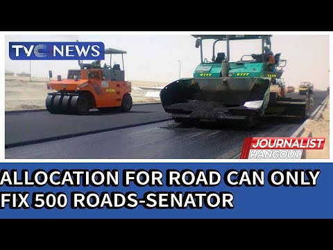 Allocation for road construction can only fix 500 out of 3,800-Senator