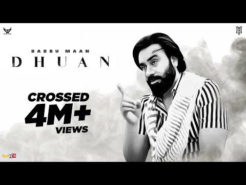 Babbu Maan : Dhuan   Latest Punjabi Song 2021   Social Track