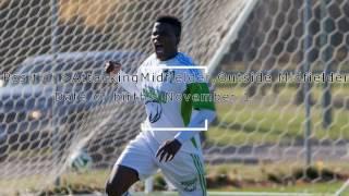 Koffi Nyavor - Soccer Highlights Video