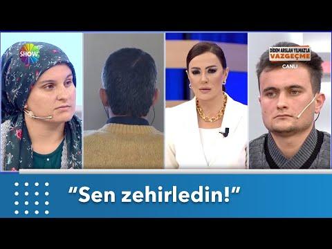 Sema ve İzmirli sevgilisi Volkan yüzleşiyor! | Didem Arslan Yılmaz'la Vazgeçme