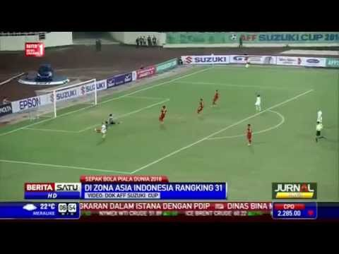 Heboh!! Ranking FIFA Timnas Indonesia Naik #Kabar Sepak Bola