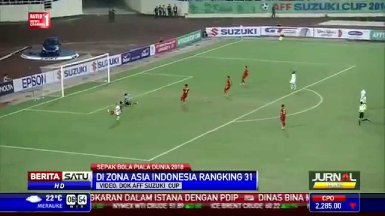 Heboh Ranking Fifa Timnas Indonesia Naik Kabar Sepak Bola Youtube