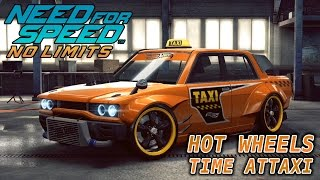 Need for Speed: No limits - Hot Wheels Time Attaxi. Зачем нужен сканер (ios) #35