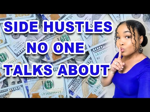 DOWNLOAD OR WATCH: 15 SIDE HUSTLE IDEAS ON HOW to MAKE MONEY online FROM HOME