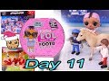 Day 11 LOL Surprise Playmobil Schleich Animals Christmas Advent Calendar Cookie Swirl C mp3