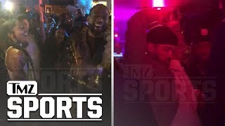 Dwyane Wade Parties with Justin Timberlake After Final NBA Game   TMZ Sports