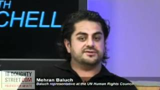 Baluchistan freedom struggle - Pakistan colludes with Taliban