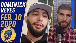 Dominick Reyes reflects on loss to Jon Jones at UFC 247  Ariel Helwanis MMA Show