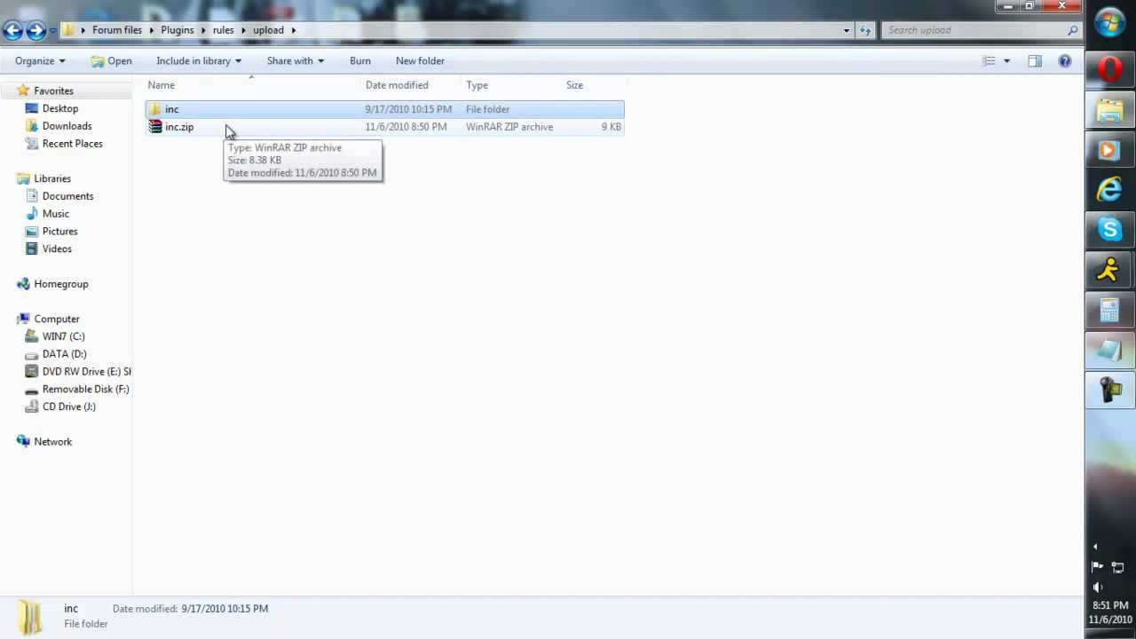 MyBB Plugin Install