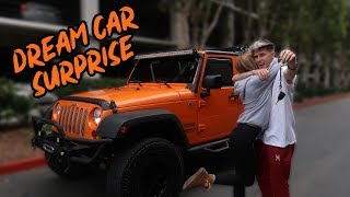 I BOUGHT My GIRLFRIEND Her DREAM CAR!! (Emotional Surprise)