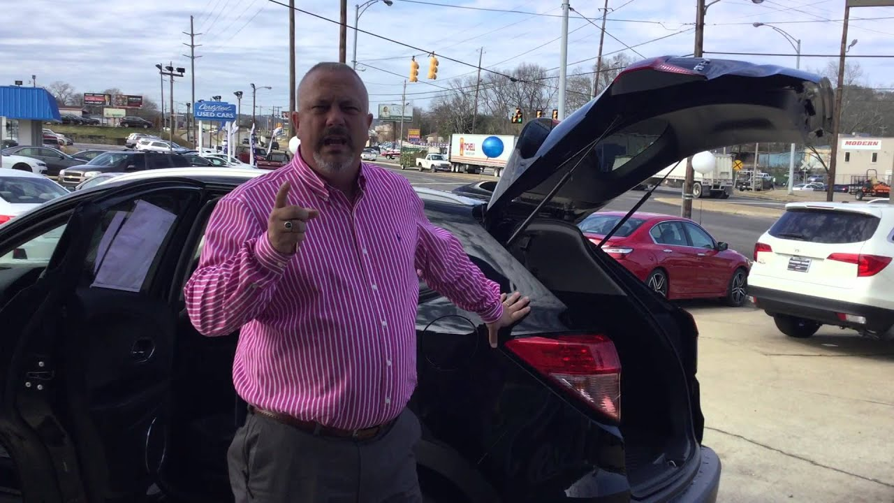2016 honda hr v for leigh from jeff priest with tameron honda in