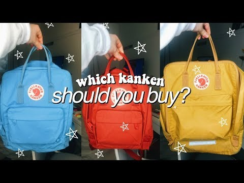 A Guide To Buying A Fjallraven Kanken | Liv Brown
