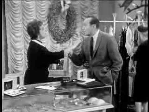 The Jack Benny 1957 Christmas TV Show