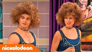 Грозная семейка | Лучшие моменты 🌟 | Nickelodeon Россия