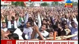Anurag Thakur took dig on Navjot Singh Sidhu on various issues