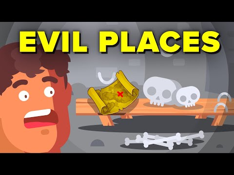Most Evil Places in The World