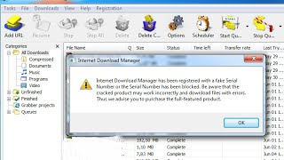 How to Fix IDM Fake Serial Number ALL Update