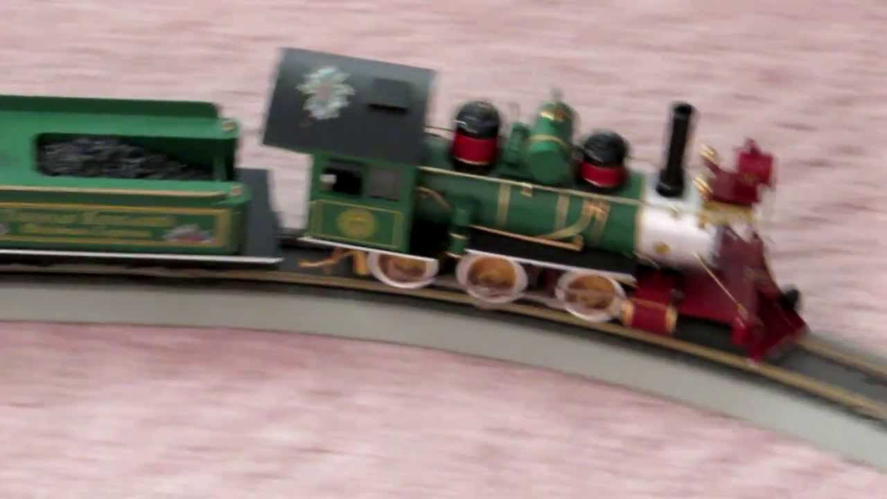 Thomas Christmas Train Set.Thomas Kinkade S Christmas Express Train Set