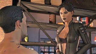 Женщина-кошка и Бэтмен - Batman The Telltale Series