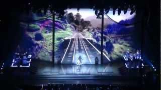 Madonna 21 I´m Sinner - Cyber-Raga ( edit ) MDNA Tour  Live 2012 HD 1080p ( +3D)