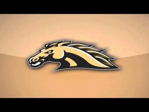 Western Michigan University Broncos Fight Song