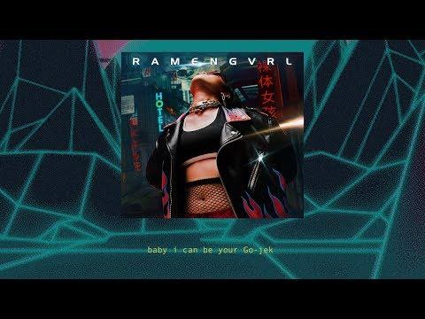 Download Ramengvrl - Go! I Can Be Your prod. Jarreau Vandal Audio Mp4 baru