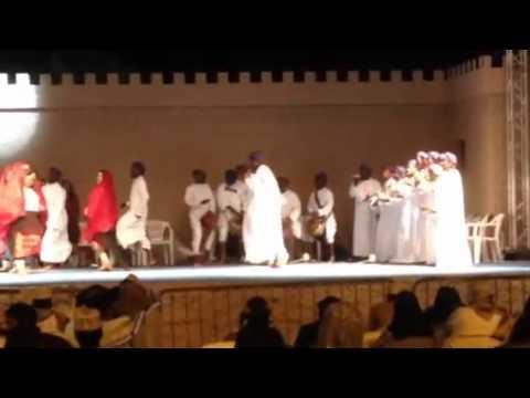 Omani Festival Dancers & Musicians, 2012