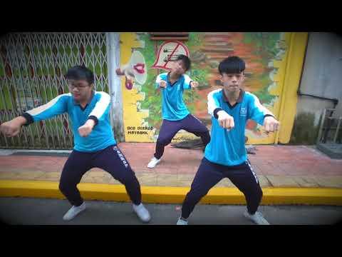 Malaysia Kluang High School Dance 马来西亚居銮中学热舞
