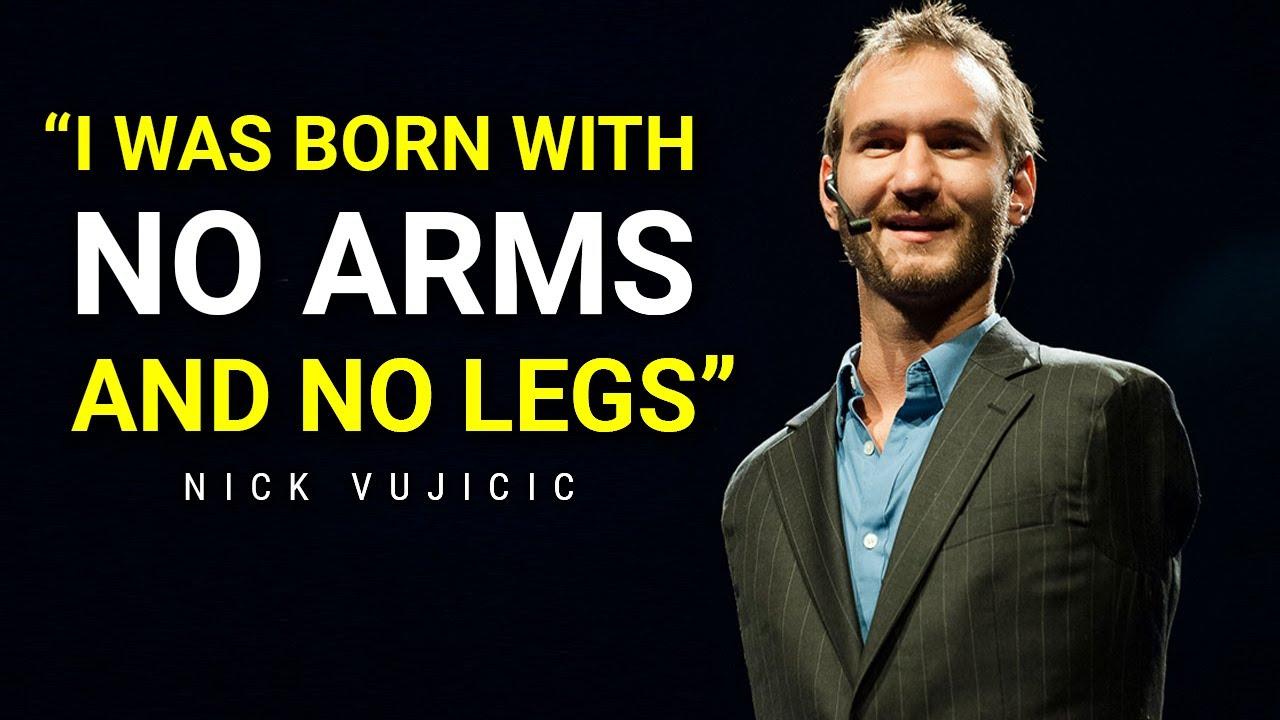The Most Inspiring Story You've Never Heard Of | Nick Vujicic Motivation