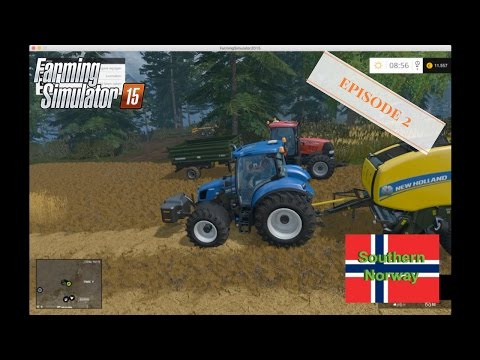Farming Simulator 2015 Southern Norway Episode 2