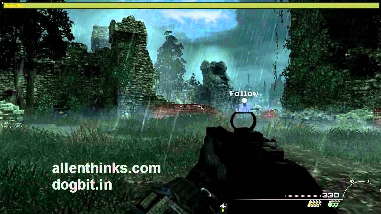 Modern Warfare 3 [PC] – Alternative Console Released