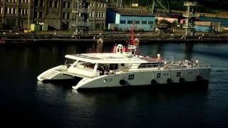 Superyacht Sunreef 114 Che launching 2010