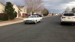 1965 Chevy Impala SS 396 4speed