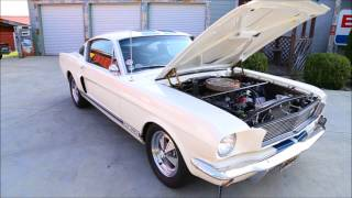 1965 Ford Mustang GT 350 Clone