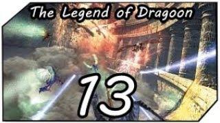 Rückblick Let`s Play (Stream) The Legend of Dragoon - Auf dem Weg zur Toten Stadt Deutsch GER 013