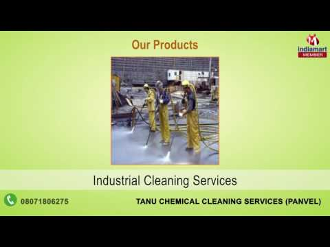 Cleaning Services by Tanu Chemical Cleaning Services, Panvel
