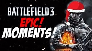 Battlefield 3 - Epic Moments: Merry Christmas! (#17) thumbnail