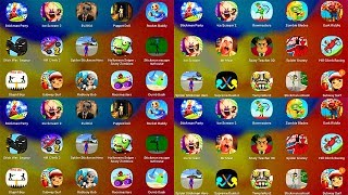 Ice Scream,Ice Scream 2,Scary Teacher,Spider Granny,Subway Surfers,Temple Run,Dark Riddle,
