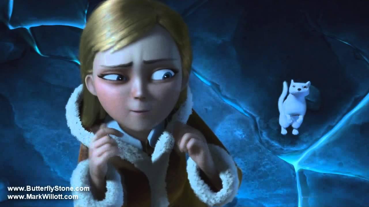 Лута из снежной королевы картинки