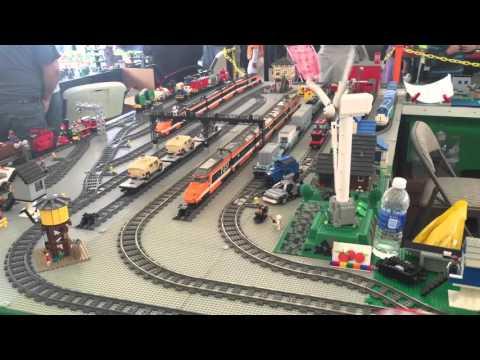 Fullerton Railroad Days 2016