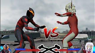 Ultraman belial vs Ultraman megaloman