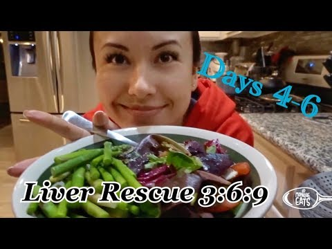 Medical Medium Liver Rescue Cleanse Days 4-6 - YouTube