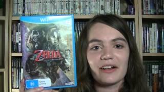 The Legend of Zelda Twilight Princess HD bundle unboxing