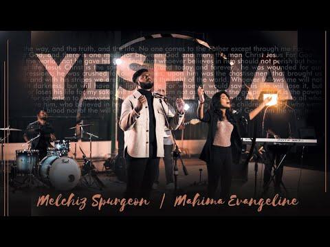 Yeshua | Melchiz Spurgeon | Mahima Evangeline | TamilEnglish Cover song