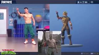 FORTNITE INTENSITY DANCE IN REAL LIFE by NILETTO (TECHNO VIKING)