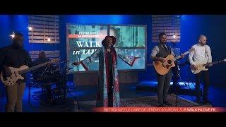 « WALK IN LOVE - Marche dans l'amour » version STUDIO, de Gwen Dressaire (feat. Dena Mwana)